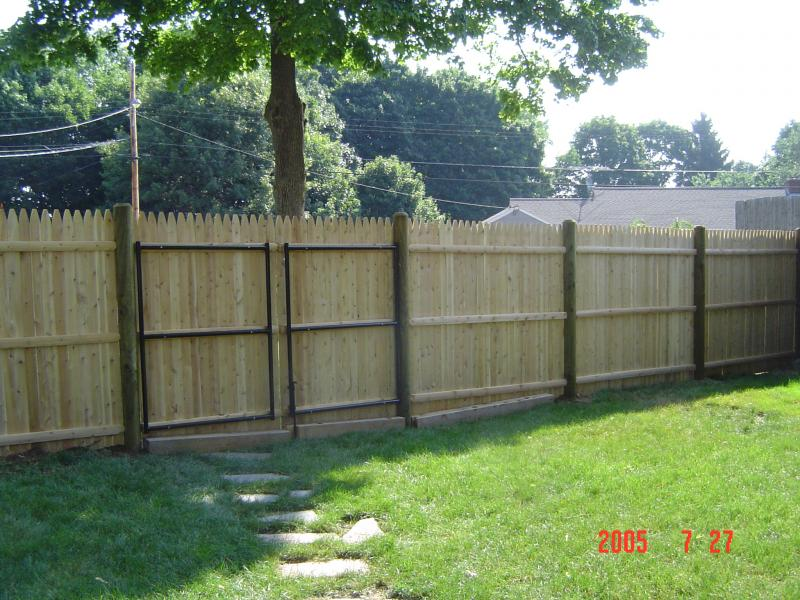 Jack N Sons Fence Company Wood Fencing Homepagevinyl